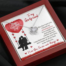 Load image into Gallery viewer, I Love You, Always and Forever - Valentine's Day Gift For Girlfriend