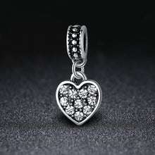 Load image into Gallery viewer, 【Environmental Zinc Alloy】Heart Pendent Charms For Bracelets&Necklaces