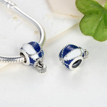 Load image into Gallery viewer, 【925 Sterling Silver】 Hot Air Balloon Charms