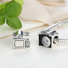 Load image into Gallery viewer, 【925 Sterling Silver】Snapshot Camera Charm