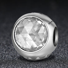 Load image into Gallery viewer, 【925  Sterling Silver】 The One White  Glass Beads