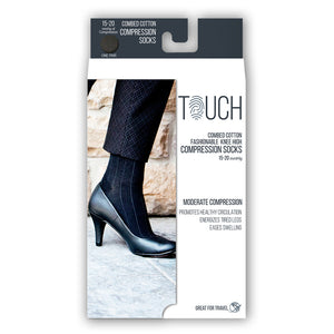 LADIES' INTELLIGENT RIB PATTERN COMPRESSION SOCKS PACKAGING