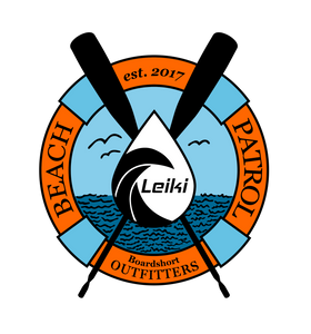 "Area Beach Patrols Adopt ""Rescue Shorts"" From Leiki Boardshorts"
