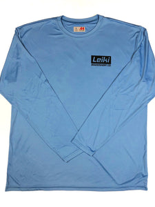 "Leiki ""Sun Blocker"" Performance Long-sleeve - Leiki Boardshort Co."