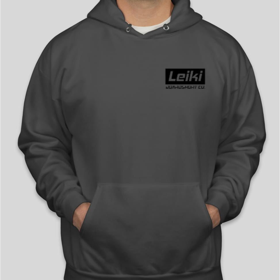 "Leiki ""Beach Night""  Pullover Hoodie - Leiki Boardshort Co."