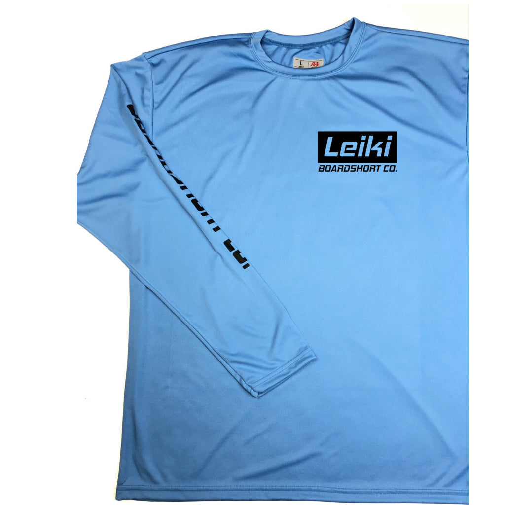 "Leiki ""Long Sleeve"" Performance T - Leiki Boardshort Co."