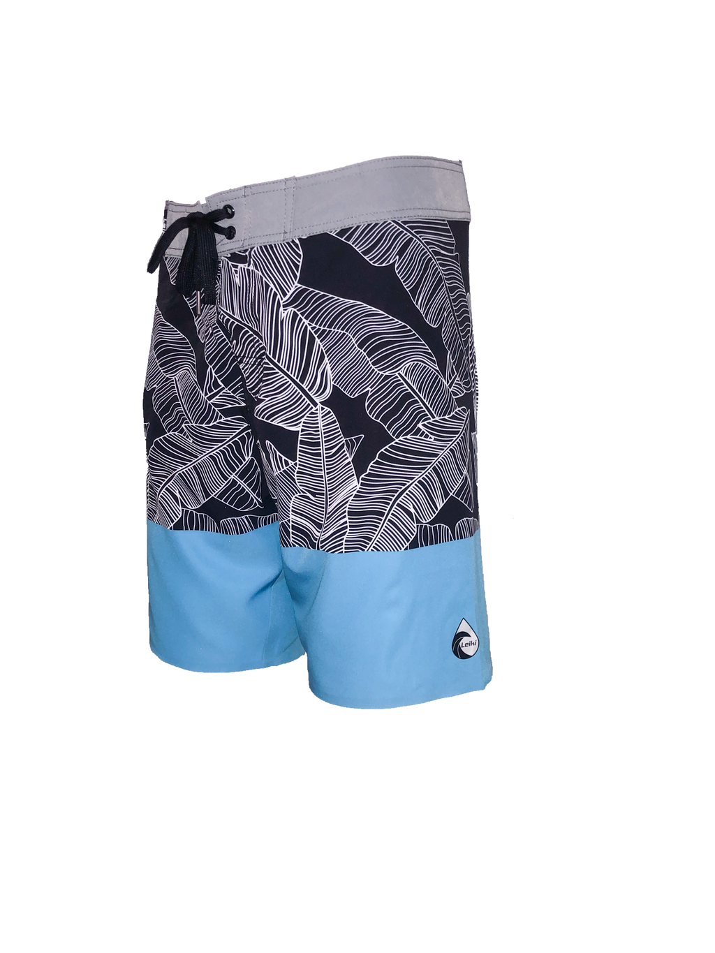 Waterfront Jr Performance Boardshorts-Leiki Boardshort Co.