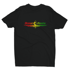 Ocean Roots Rasta - Leiki Boardshort Co.