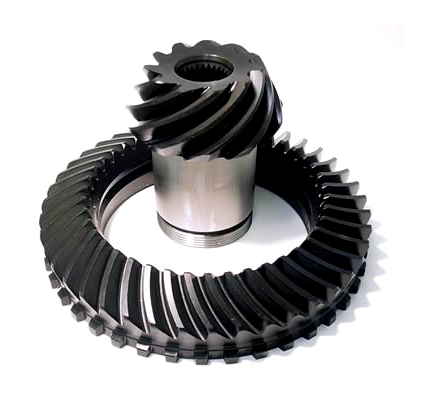 1997-up Corvette 3.42 ring pinion gear set (27 spline) by YUKON Gear