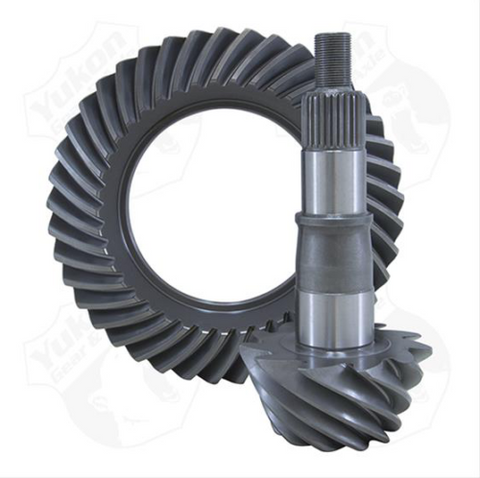 "2015-up Ford Mustang Gt F150 8.8"" 3.73 ratio ring pinion set by YUKON GEAR"