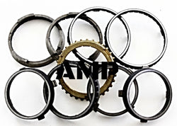 1997-07 Corvette C5 C6 GTO SSR Tremec T56 6 speed synchronizer ring kit