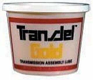 Transjel Gold SPX Filtran Transmission Assembly Lube Medium Tack gel GOLD jel