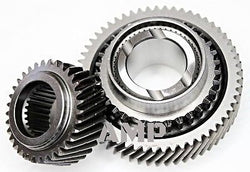 1978-05 Toyota W55 W56 W58 W59 5 speed 5th gear set 57 / 33 tooth