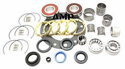 JEEP 1985-2000 AX15 master rebuild kit with syncro rings/bearings/seals/keys
