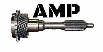 1995-2004  Toyota Tacoma 4 Runner W59 5 speed 2.7L 4WD input shaft