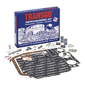 FORD AODE 4R70W 4R75W AUTOMATIC TRANSMISSION REPROGRAM KIT by TRANSGO