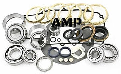 Ford F150 Bronco M5R2 5 speed manual transmission rebuild kit 42 tooth 5/R rings