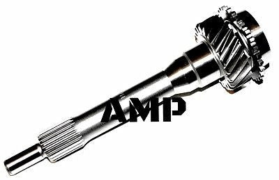 GM S10 21 tooth 26 spline T5 Borg Warner Tremec WORLD CLASS input shaft