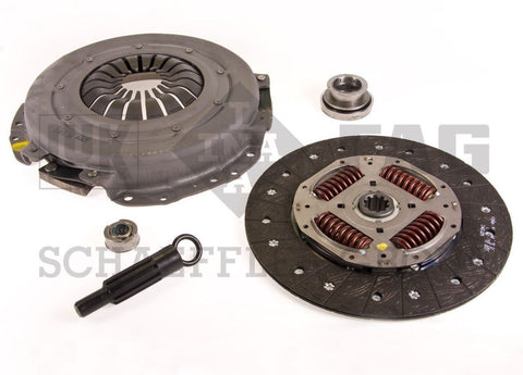 "1996-2004 Ford Mustang 4.6L V8 11"" clutch kit (10 spline)"