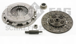 "1986-2000 Ford Mustang 5.0L 4.6L V8 10.5"" clutch kit (10 spline)"