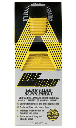 LUBEGARD TRANSMISSION DIFFERENTIAL GEAR FLUID SUPPLEMENT LXE TECHNOLOGY