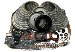1996-up GM 4L80E 4 Speed Transmission Deluxe Rebuild Kit With Bonded Pistons