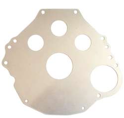Ford Small Block T5/TKO/T56/Toploader Aluminum Engine Block Plate