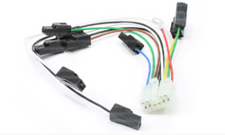 2000-10 Volkswagen JF506E / 09A internal wiring harness