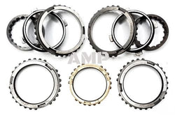 Ford GM Tremec Borg Warner WORLD CLASS T5 synchronizer ring kit