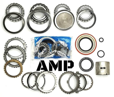 Tremec World Class T5 1st 2nd Gear Synchronizer Ring Pack ...