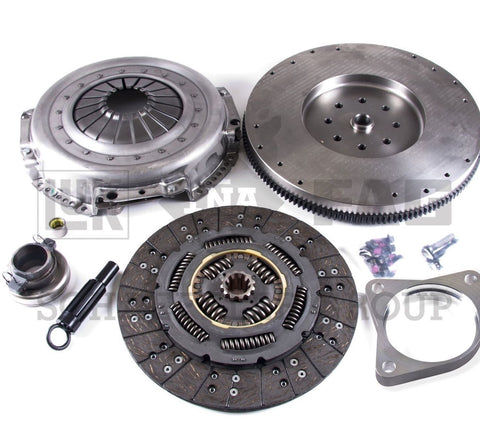 "1998-2003 Dodge Ram 2500 3500 5.9L Cummins Turbo Diesel 13"" clutch flywheel kit"