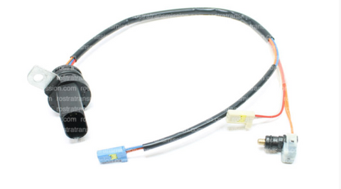 2005-14 VW 09G TF60 61SN late production Wire Harness with 6-Pin Connector
