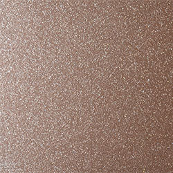 Self Adhesive permanent ultra metallic glitter rose gold craft vinyl