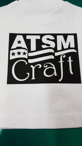Black Heat Transfer Vinyl