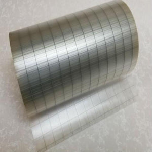 clear grid craft transfer tape, application tape, premask