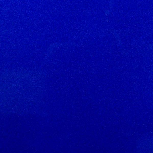 Temporary Self Adhesive Cobalt Blue Matte Removable Craft Vinyl