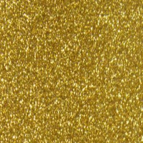 Gold Glitter Heat Transfer Vinyl