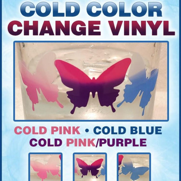 Cold Color Change Bundle