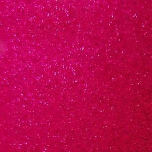 self adhesive Transparent Glitter Magenta craft vinyl