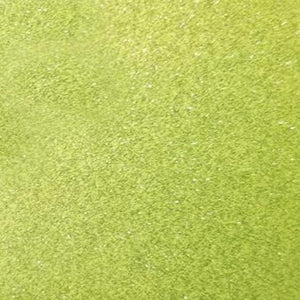 permanent self adhesive Transparent Glitter Lemon-Lime craft vinyl