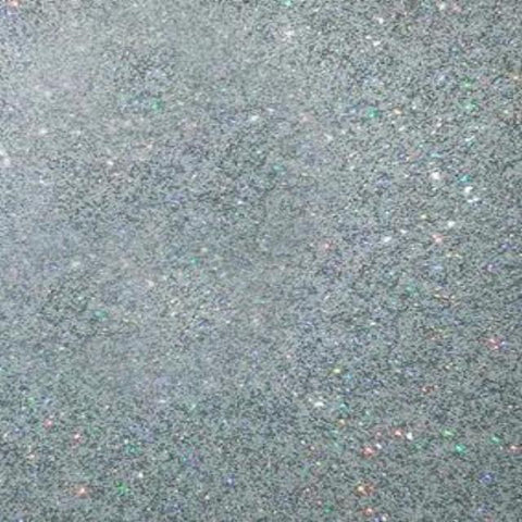 permanent self adhesive Transparent Glitter Holographic craft vinyl