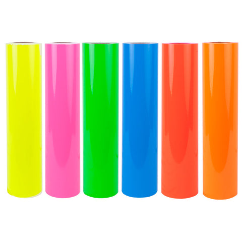 Wholesale Fluorescent Craft Vinyl