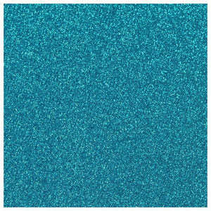 light blue glitter htv