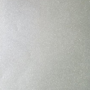 Silver ultra metallic glitter craft vinyl