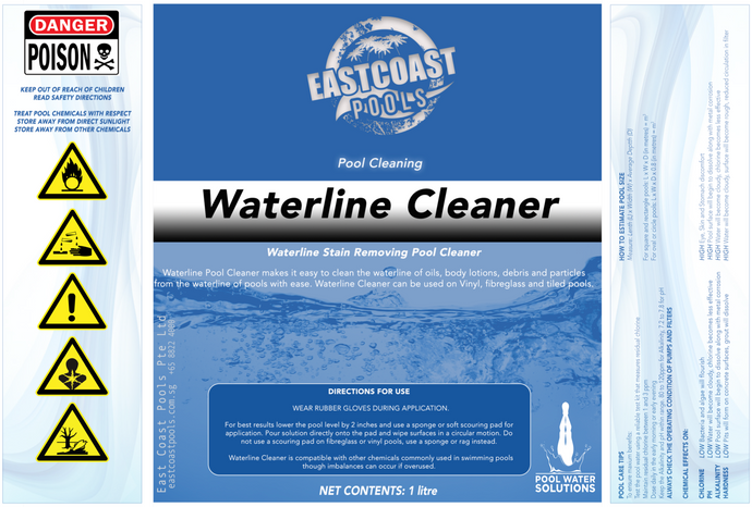 Tile Line/Waterline Cleaner