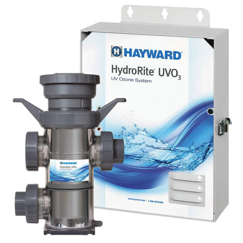 Hayward HydroRite UVO₃ UV and Ozone System