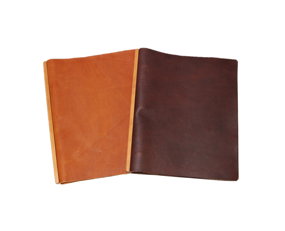 Extra Large Loose Leaf Journal - No Closure