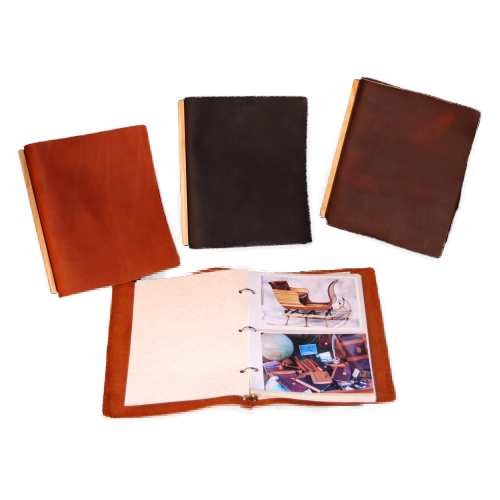 Large Loose Leaf Photo Album