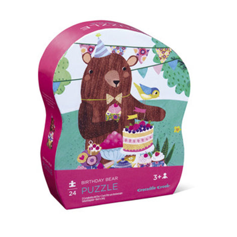 Birthday Bear Mini Puzzle