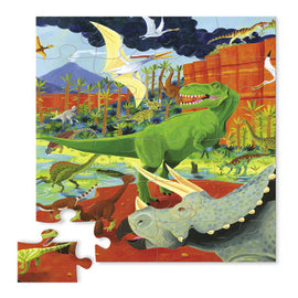 Land of Dinosaurs Mini Puzzle